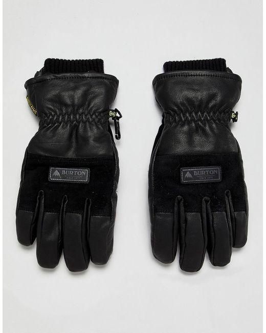 Free Range - Gants - Noir Burton pour homme en coloris Black
