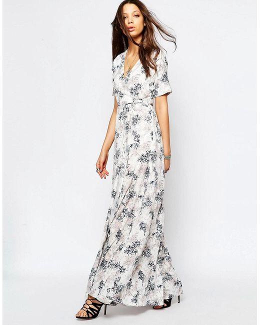 multi wrap dress instructions