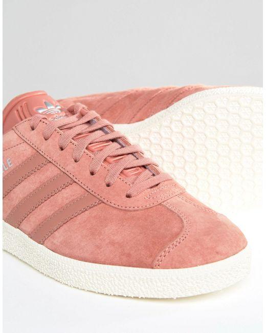 adidas originals originals dusky pink ponyskin gazelle. Black Bedroom Furniture Sets. Home Design Ideas