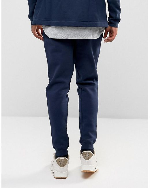 ... Nike - Blue Modern Joggers In Navy 835862-451 for Men - Lyst ...