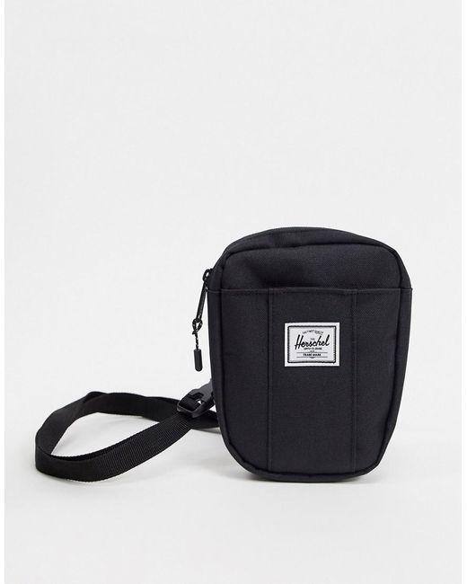 Herschel Supply Co. Black Exclusive To Asos Cruz Across Body Bag for men