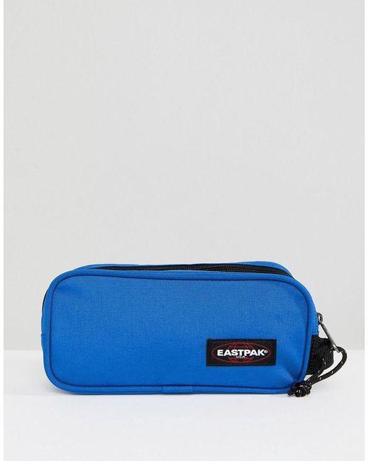 Eastpak - Blue Doble Wash Bag - Lyst