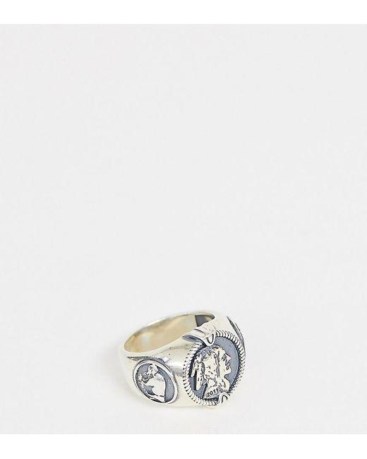 Serge Denimes - Metallic Liberty - Ring aus Sterlingsilber for Men - Lyst