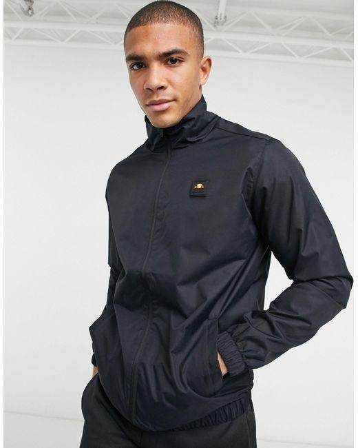 Черная Куртка На Молнии Lazzarato-черный Ellesse для него, цвет: Black