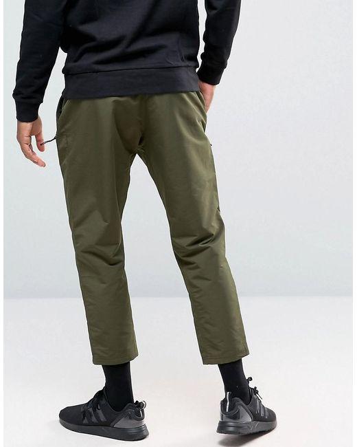 Adidas originals Fallen Future Joggers In Khaki Br1815 in Green ...