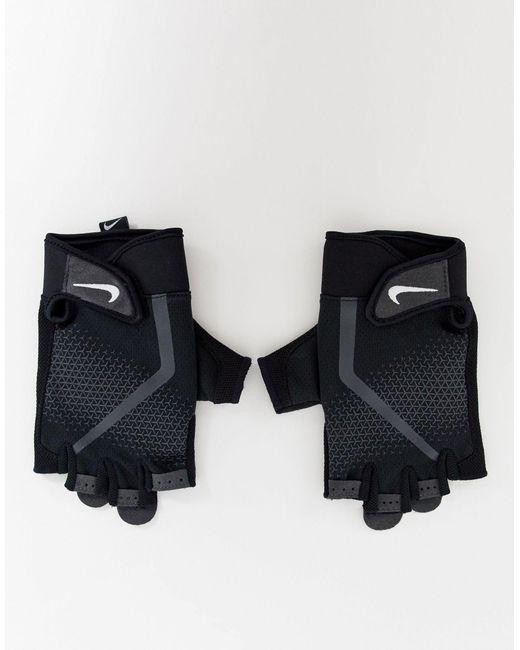 Черные Спортивные Перчатки Training-черный Nike для него, цвет: Black