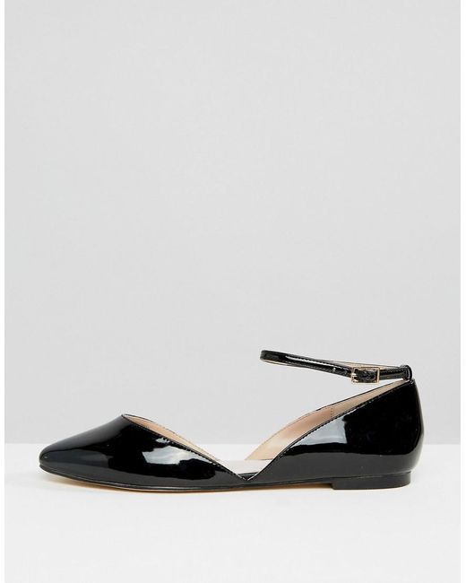 Faith Pointed Flat Shoes