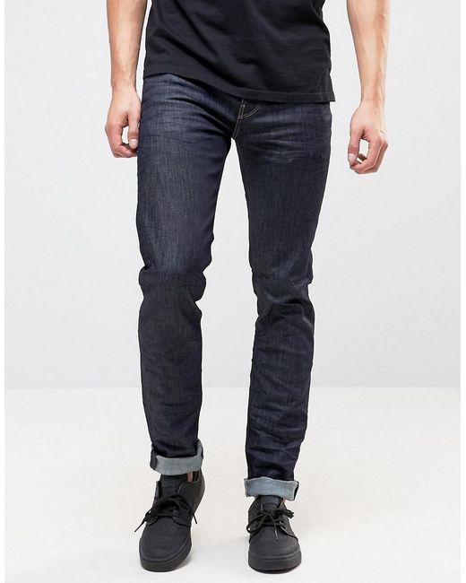 Pepe Jeans | Blue Pepe Hatch Slim Jeans Indigo Wash for Men | Lyst