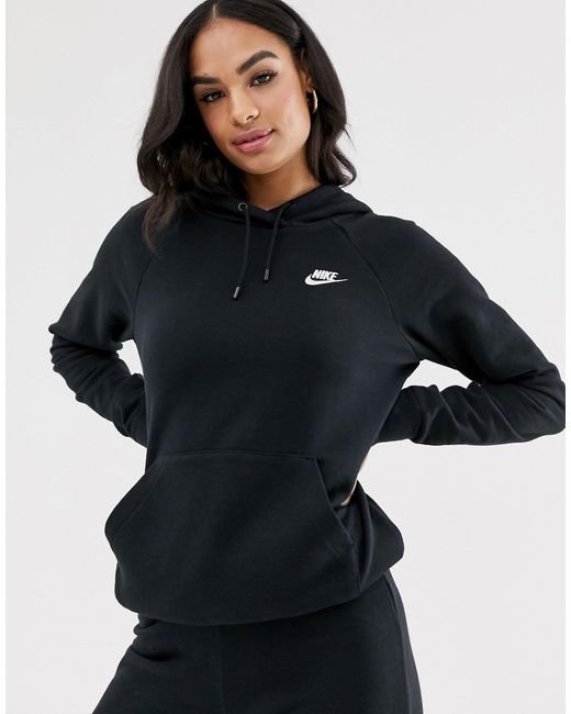 Худи Черного Цвета Essentials-черный Nike, цвет: Black