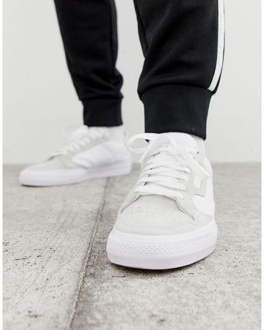 Adidas Originals White 'stan Smith' Sneakers for men