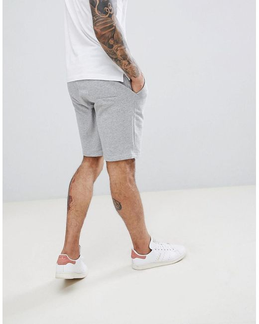 Jersey Shorts with Neon Highlights - Charcoal Tokyo Laundry h9ch4sSeCS