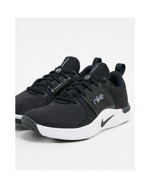 Nike Black Renew Trainers