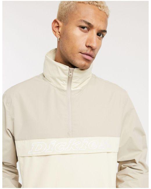Бежевая Куртка На Короткой Молнии Poydras-коричневый Dickies для него, цвет: Natural