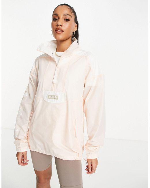 Розовая Куртка Анорак Santa Ana – Эксклюзивно Для Asos-розовый Цвет Columbia, цвет: Multicolor