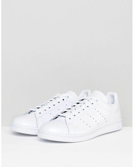 adidas Originals Leather Stan Smith