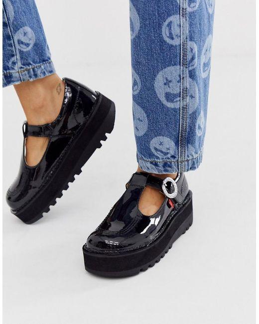 Rocket dog Clarita-denim femme à enfiler nœud plates décontracté escarpins chaussures