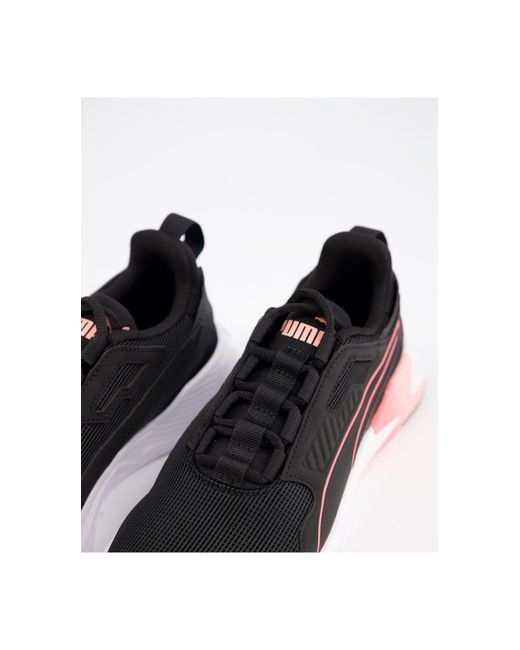Training Disperse XT - Baskets - et rose PUMA en coloris Black
