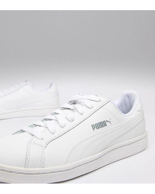 Lyst - PUMA Smash Trainers In White in White for Men ca4191a2f