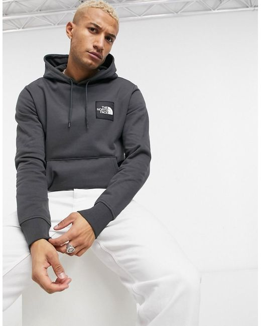 The North Face Gray Snow Maven Hoodie for men