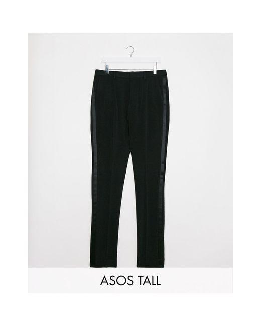 Pantalones ASOS de hombre de color Black