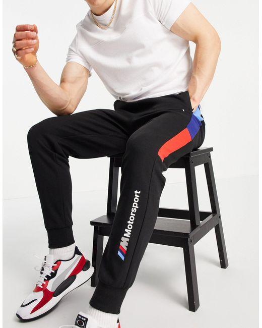 Черные Спортивные Штаны Bmw T7-черный Цвет PUMA для него, цвет: Black