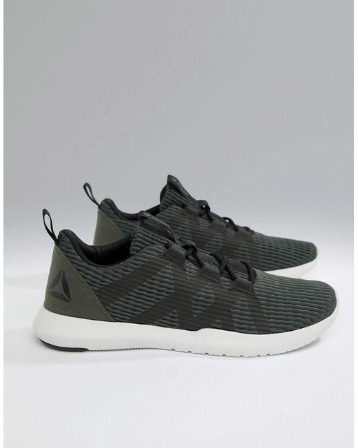 c212b05b4de9 Reebok - Training Reago Pulse Sneakers In Green Cn5126 for Men - Lyst ...