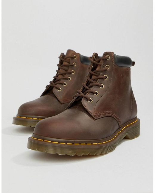 6b63edbc2a Men's 939 6-eye Boots In Brown