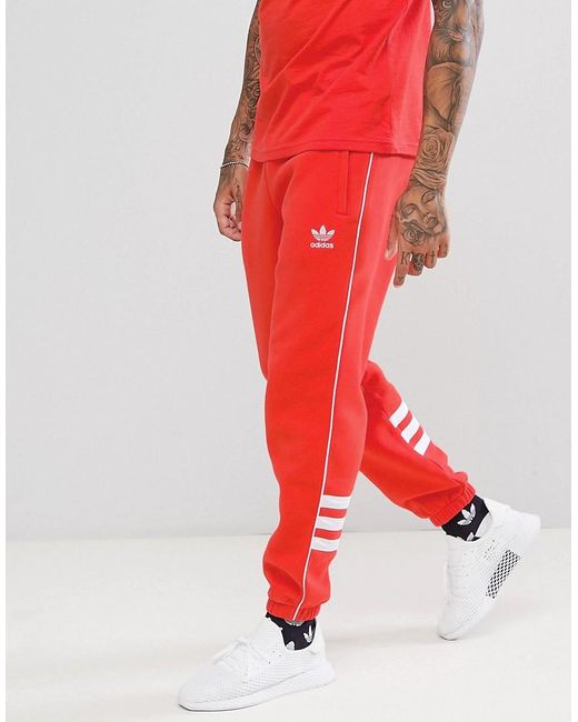 another chance top brands newest collection Authentic Sweatpants In Red Dh3859