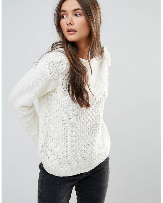 Somedays Lovin - White Infinite Skies Sweater - Lyst