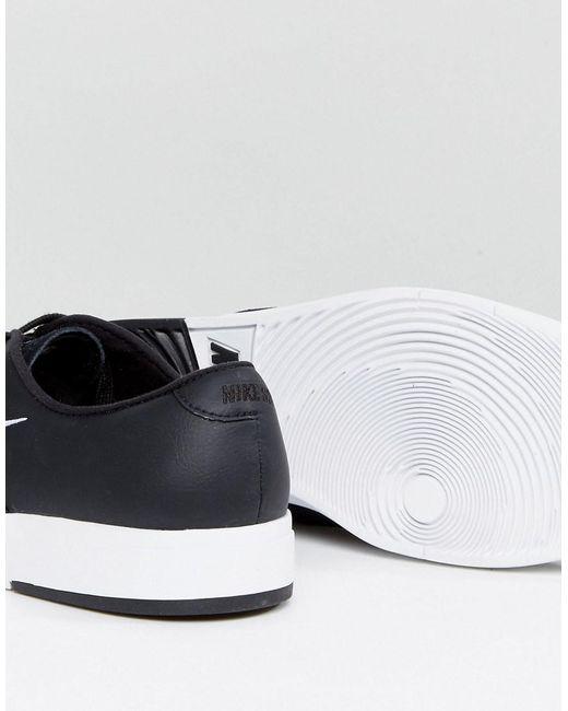Zoom P-tige Formateurs X En Noir 918304-011 - Noir Nike 70i4YEy4A