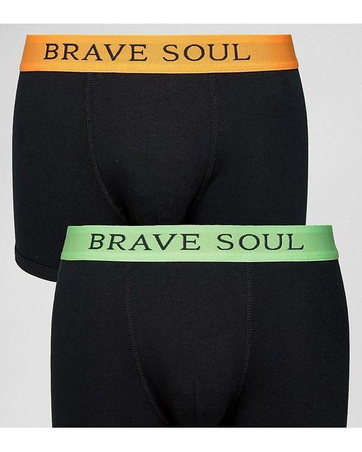 Brave Soul Multicolor 2 Pack Boxers for men