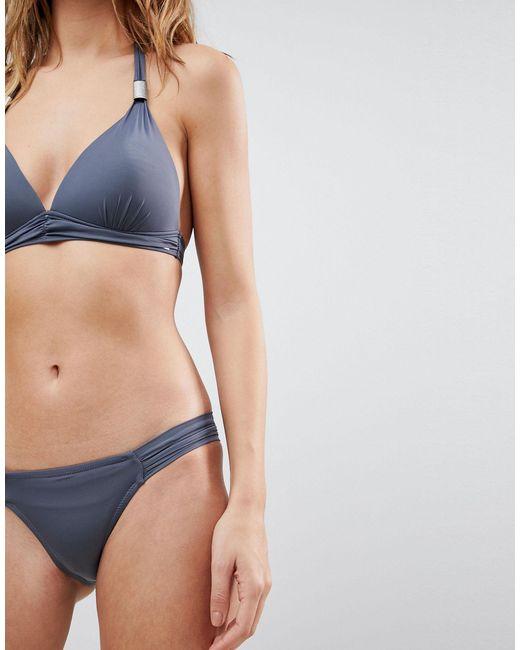 Плавки-бикини Athens-серый Boux Avenue, цвет: Blue