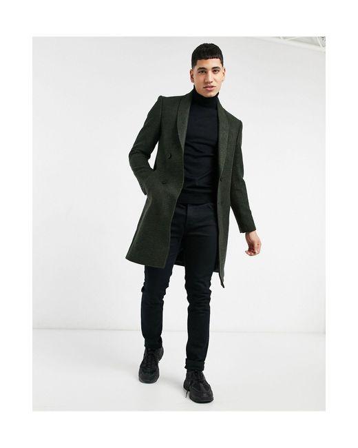 Пальто С Шалевым Воротником -зеленый Цвет Bolongaro Trevor для него, цвет: Green