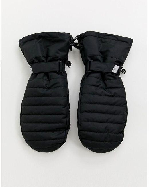 Moufles de ski - Noir ASOS 4505 pour homme en coloris Black