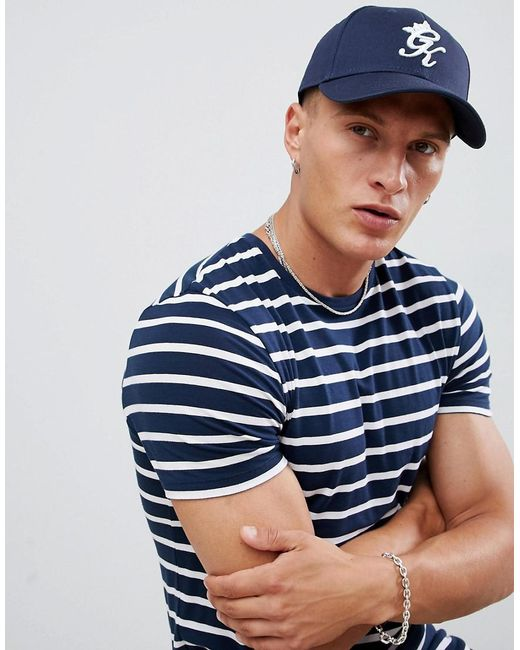 Gym King Pitcher Cap In Blue Nights in Blue for Men - Lyst 5d6d8a1f7e2