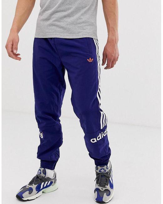 performance sportswear huge sale multiple colors adidas Originals Baumwolle FH7903 - Gewebte Jogginghose in ...