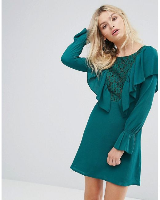 Affordable Cheap Price Rage Lace Insert Dress Genuine Sale Online Original Cheap Price Outlet WIIRVGoo