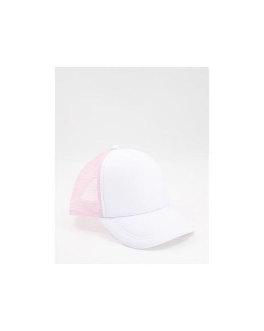 ASOS Pink – Truckermütze