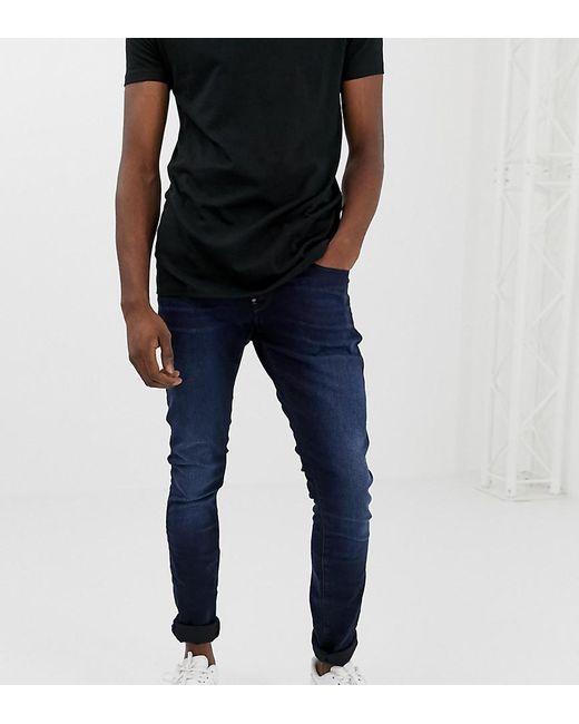 4562487ef09646 G-Star RAW - Blue Revend Skinny Jeans Dark Aged for Men - Lyst ...