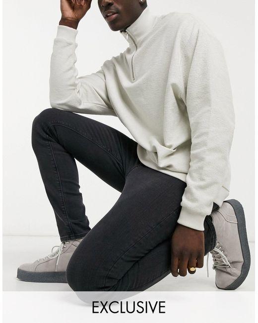 Reclaimed (vintage) Inspired – Enge Shorts in Multicolor für Herren