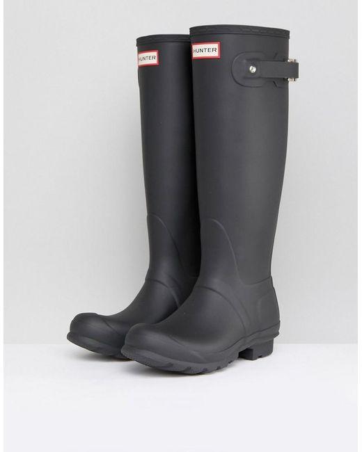 Original Tall Black Wellington Boots