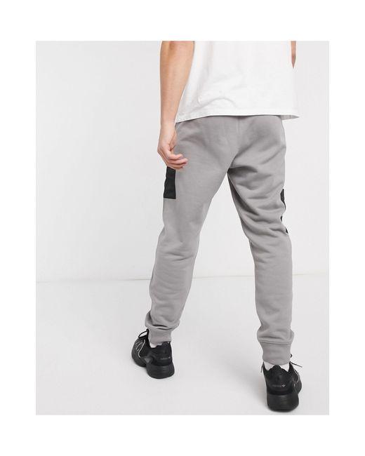 Серые Джоггеры Ryv-серый Adidas Originals для него, цвет: Gray