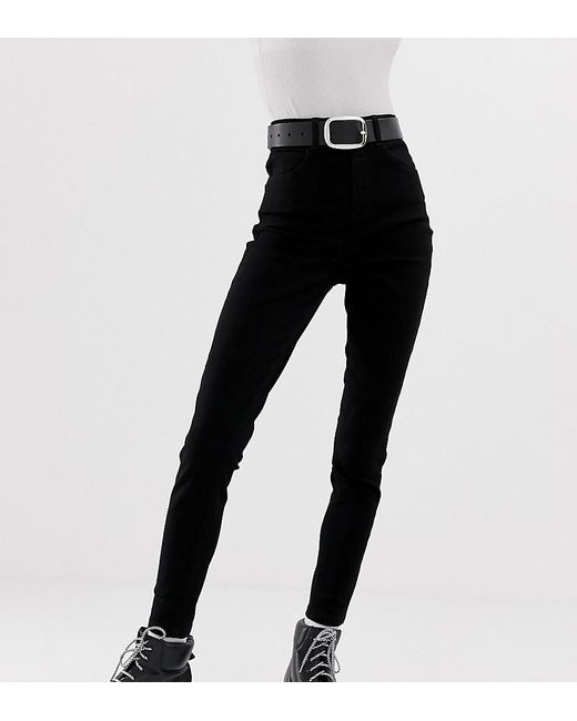 Collusion - Skinny Jeans In Black - Lyst