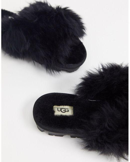 Ugg Black Coquette