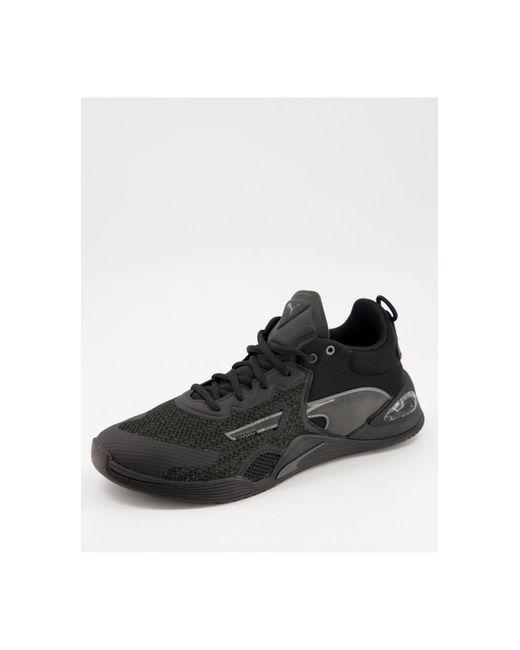 Черные Кроссовки Training Fuse-черный Цвет PUMA для него, цвет: Black
