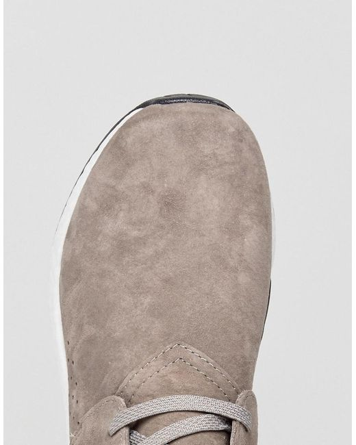lyst adidas originali nmd cs formatori in beige by9913 naturale