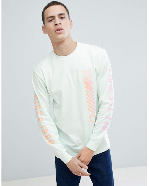 Oversized T-Shirt With Graphic Print In Lilac Exclusive To ASOS - Lilac Vans Outlet Shop FJUE9gQJbr