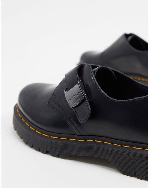 Черные Туфли С Пряжками Fenimore-черный Dr. Martens для него, цвет: Black