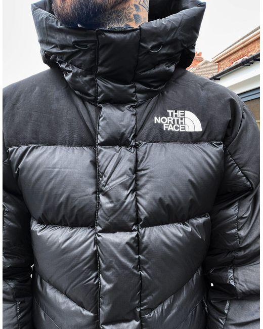 Черный Пуховик-парка Himalayan The North Face для него, цвет: Black