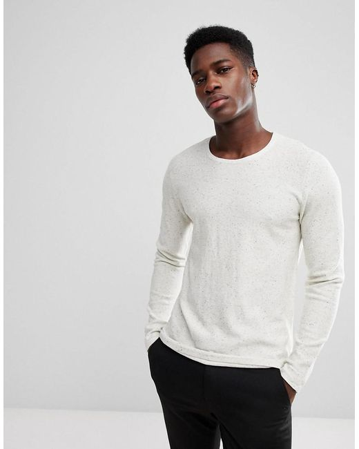 SELECTED - Multicolor Knit With Fleck for Men - Lyst